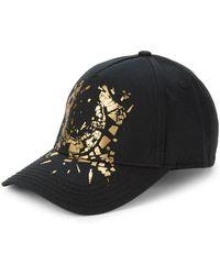 True Religion - Logo Cotton Baseball Cap - Lyst