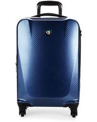 Mia Toro - 21-inch Spinner Suitcase - Lyst