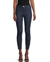 3x1 - Cropped Skinny-fit Jeans - Lyst