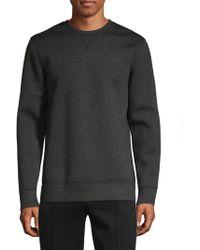 Helmut Lang - Classic Crewneck Sweatshirt - Lyst