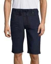 DIESEL - Regular-fit Shorts - Lyst