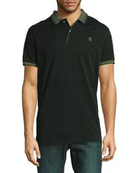 Roberto Cavalli - Short-sleeve Cotton Polo - Lyst