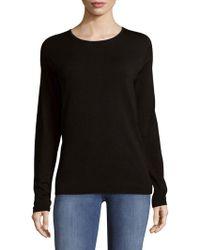 Tibi - Long-sleeve Crewneck Sweater - Lyst