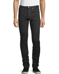 A.P.C. - Classic Skinny Dark Jeans - Lyst