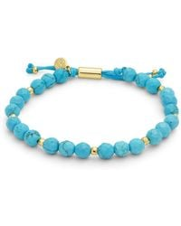 Gorjana - Power Semiprecious Stone Beaded Bracelet - Lyst