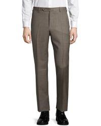 Zanella - Classic Wool Dress Pants - Lyst