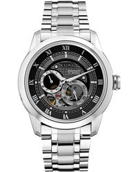 Bulova - Mens Automatic Bracelet Watch - Lyst