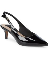 Steven by Steve Madden - Envie Point Toe Court Shoes - Lyst