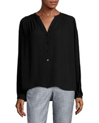 NYDJ - Long Sleeve Top - Lyst