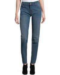 Hudson Jeans - Collin Skinny Five-pocket Jeans - Lyst