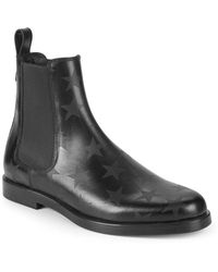 Valentino - Star Chelsea Boots - Lyst