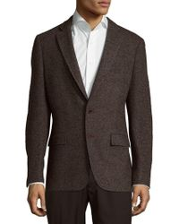 Michael Kors - Single-breasted Wool Blazer - Lyst