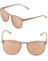Linda Farrow - 53mm Square Sunglasses - Lyst