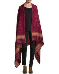 Antik Batik | Patterned Scarf Shawl | Lyst