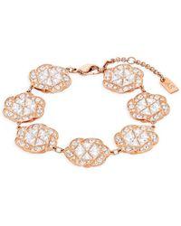 Swarovski - Atelier Crystal Link Bracelet - Lyst