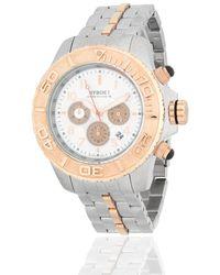 Kyboe - Stainless Steel Bracelet Watch - Lyst
