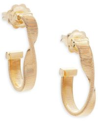 Marco Bicego - Teatro 18k Gold Earrings - Lyst