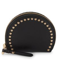 Vince Camuto - Elyna Domed Leather Coin Purse - Lyst