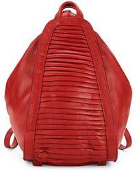 Kooba - Calabassas Convertible Leather Backpack - Lyst