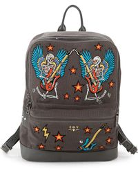 Zadig & Voltaire - Arizona Embroidered Backpack - Lyst