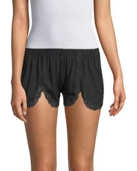 Mimi Holliday by Damaris - Lace-trimmed Shorties - Lyst