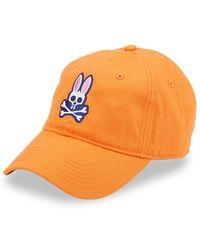 Psycho Bunny - Unisex Logo Hat - Lyst