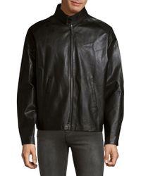 Maison Margiela - Leather Jacket - Lyst