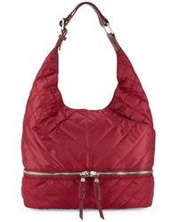 Sam Edelman - Quilted Hobo Bag - Lyst