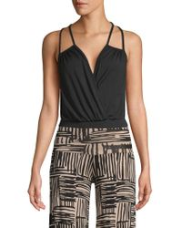 Rachel Pally - Coty Double-strap Bodysuit - Lyst