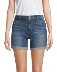Joe's Jeans - Regina Denim Shorts - Lyst