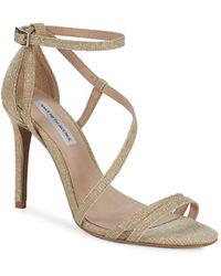 Saks Fifth Avenue - Bianca Ankle-strap Sandals - Lyst