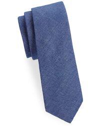 Joe's Collection - Classic Slim Tie - Lyst