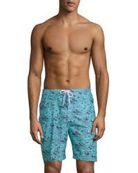 Trunks Surf & Swim - Swami Swim Shorts - Lyst