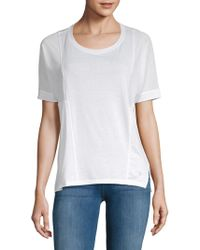 Balance Collection - Infusion Short Sleeve T-shirt - Lyst