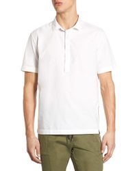 Madison Supply - Popover Gallery Shirt - Lyst