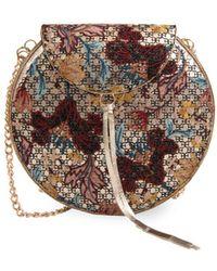 Sam Edelman - Beatrice Hardcase Crossbody Bag - Lyst
