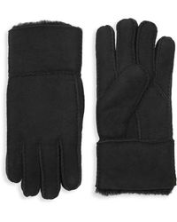 Surell - Shearling Lined Gloves - Lyst