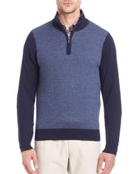 Saks Fifth Avenue - Long Sleeves Jumper - Lyst