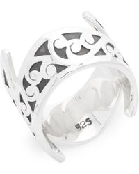 Lois Hill - Signature Cutout Ring - Lyst