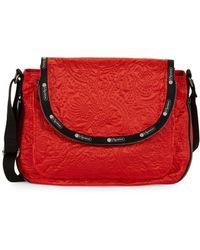 LeSportsac - Colette Floral Messenger Bag - Lyst