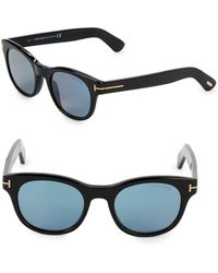 Tom Ford - 49mm Cateye Sunglasses - Lyst