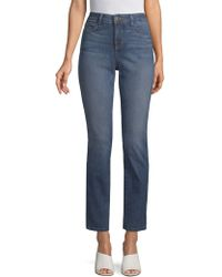 NYDJ - High-rise Jeans - Lyst