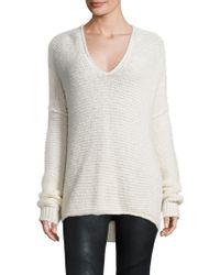 Free People - All Mine Knit Sweater - Lyst
