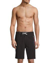 Spyder - Logo Swim Shorts - Lyst