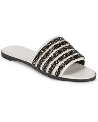 Rachel Zoe - Rayce Beaded Sandals - Lyst