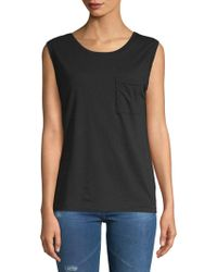 Splendid - Muscle Tank Top - Lyst