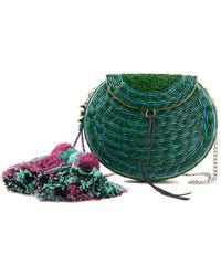 Sam Edelman - Dree Beads Embellished Mini Bag - Lyst