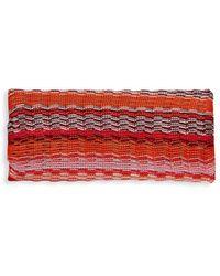 Missoni - Knotted Stripe Headband - Lyst