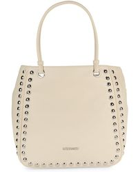 Love Moschino - Studded Tote Bag - Lyst