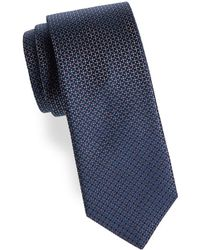 Saks Fifth Avenue - Textured Silk Tie - Lyst
